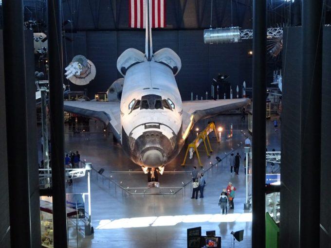 スペースシャトルディスカバリー号