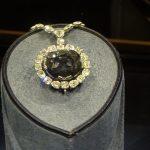 国立自然史博物館 45.5カラット呪いのホープダイヤモンド