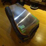 輪行袋で輪行箱のアイディア