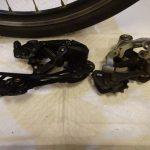 さらにギアを軽くしてBikeFridayを山岳サイクリング仕様に改造します。その1