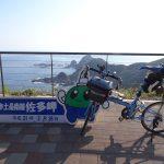 九州最南端大隅半島佐多岬と指宿をBikeFridayでめぐる旅2日目その2