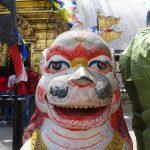 Chandragiriからスワヤンブナート仏塔へ ネパールの旅2019 9日目その2