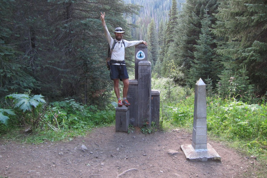 Pacific Crest Trail – 2012