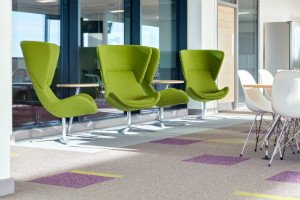 Office furniture provided by Rype Office