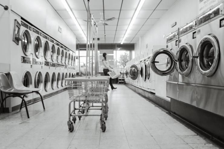 Migliori idee imprenditoriali Servizio di lavanderia mobile indipendente