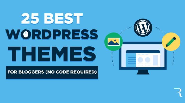 I migliori temi WordPress per i blogger (nessun codice richiesto) ryrob