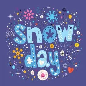 Image result for snow day