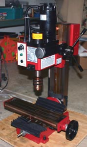 Harbor Freight Metal Lathe Upgrades