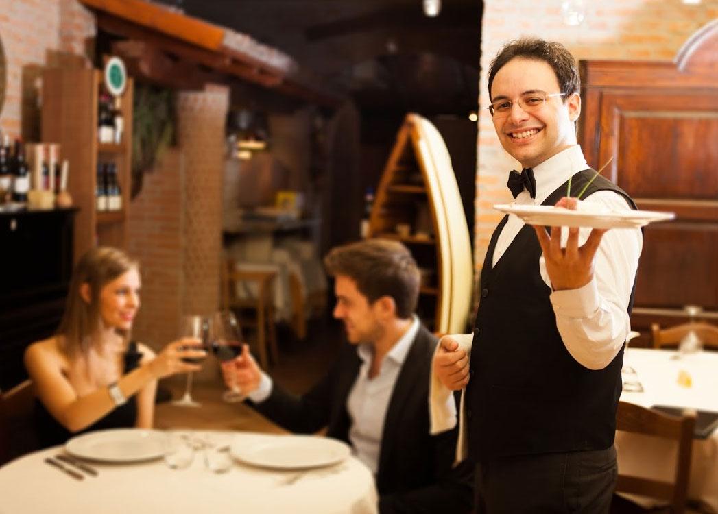 Le 10 cose da NON fare con un cameriere  Rysto