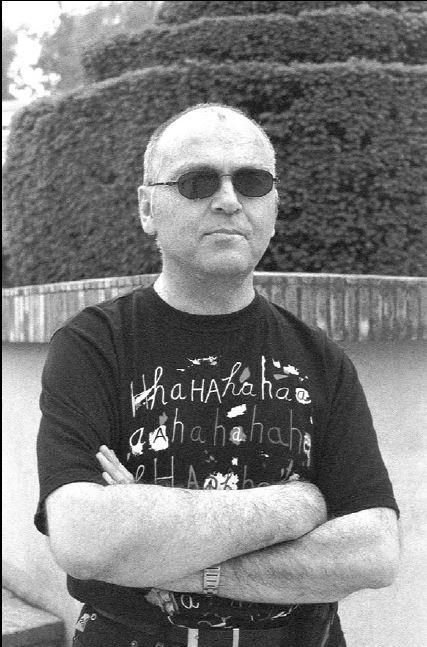 Dernière Phase pour Gérard HOURBETTE (ART ZOYD)