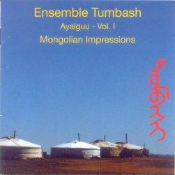 ensemble-tumbash-ayalguu-vol-1-mongolian-impressions