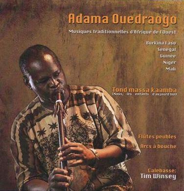 Adama OUEDRAOGO -Tond massa kaamba (Nous les enfants d'aujourd'hui) - Musiques traditionnelles d'Afrique de l'Ouest