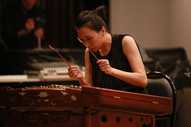 Yaping WANG - Musiques pour une pierre précieuse