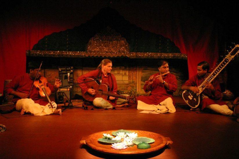 NADAKA - Une célébration contemporaine de l'Inde