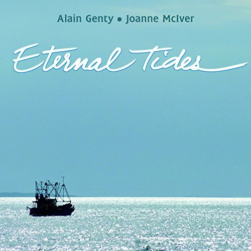 """Résultat de recherche d'images pour """"alain genty & joanne mciver eternal tides cd"""""""