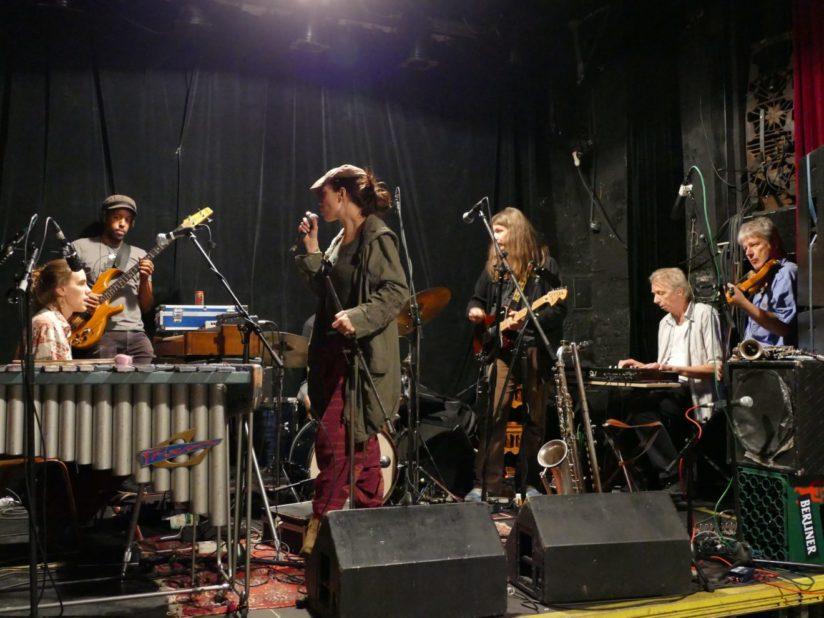 EMBRYO au Supa Molly à Berlin (Allemagne), le 9 septembre 2018
