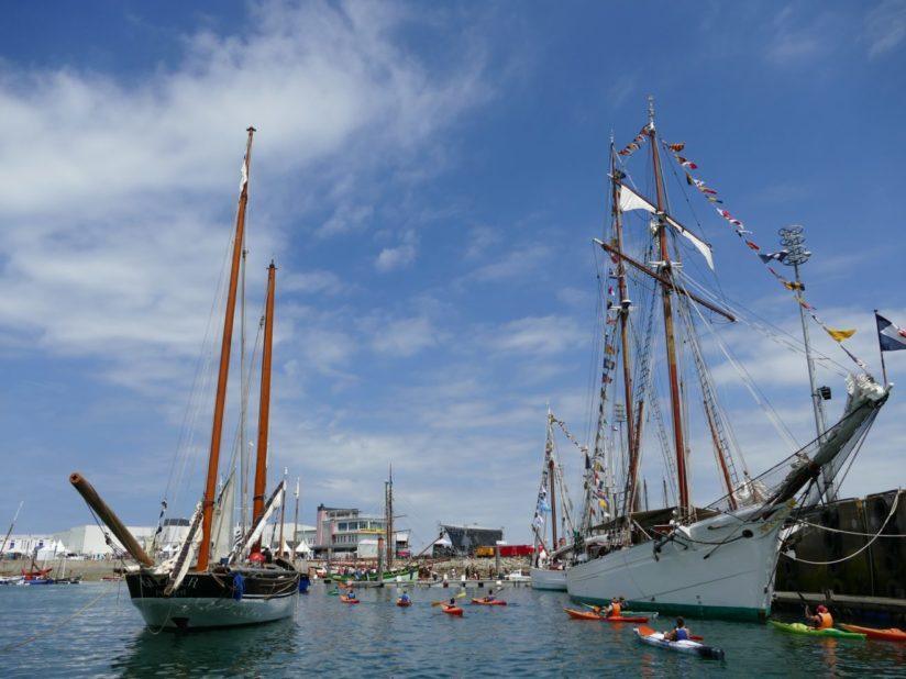 Temps Fête, Festival maritime de Douarnenez, juillet 2018