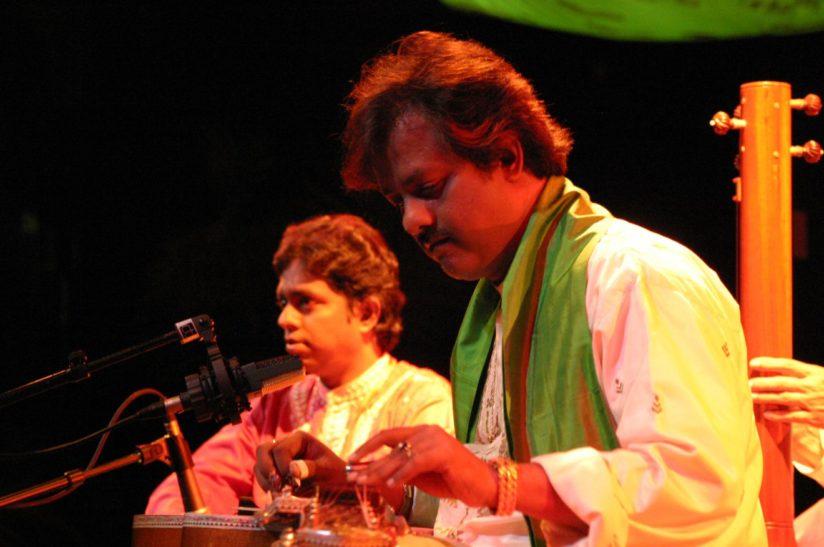 Debashish BHATTACHARYA - Le « Glisseur » de Calcutta