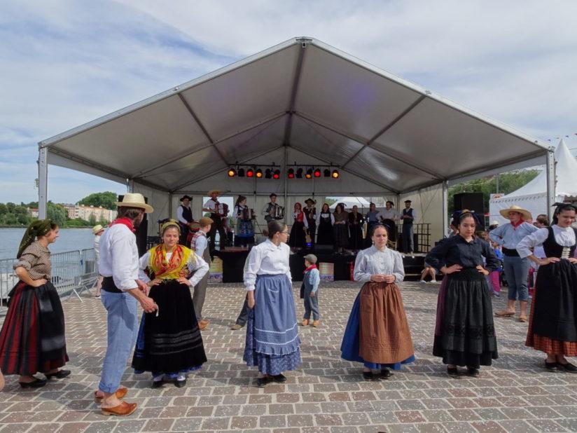 Grupo Folklorico AS MARGENS DO LIMA de Choisy-le-Roi - Entretien