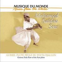 Mohamed Saïdou SOW – Guinée : flûte peule du Fouta Djallon
