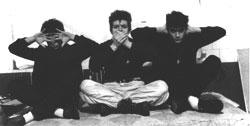 Lobo, Cripure, Exes, Photos : Makhno, 1984