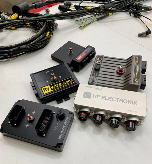 small resolution of we now offer full chassis solutions as well as engine wiring harnesses this total package will make life easier with a plug and play solution