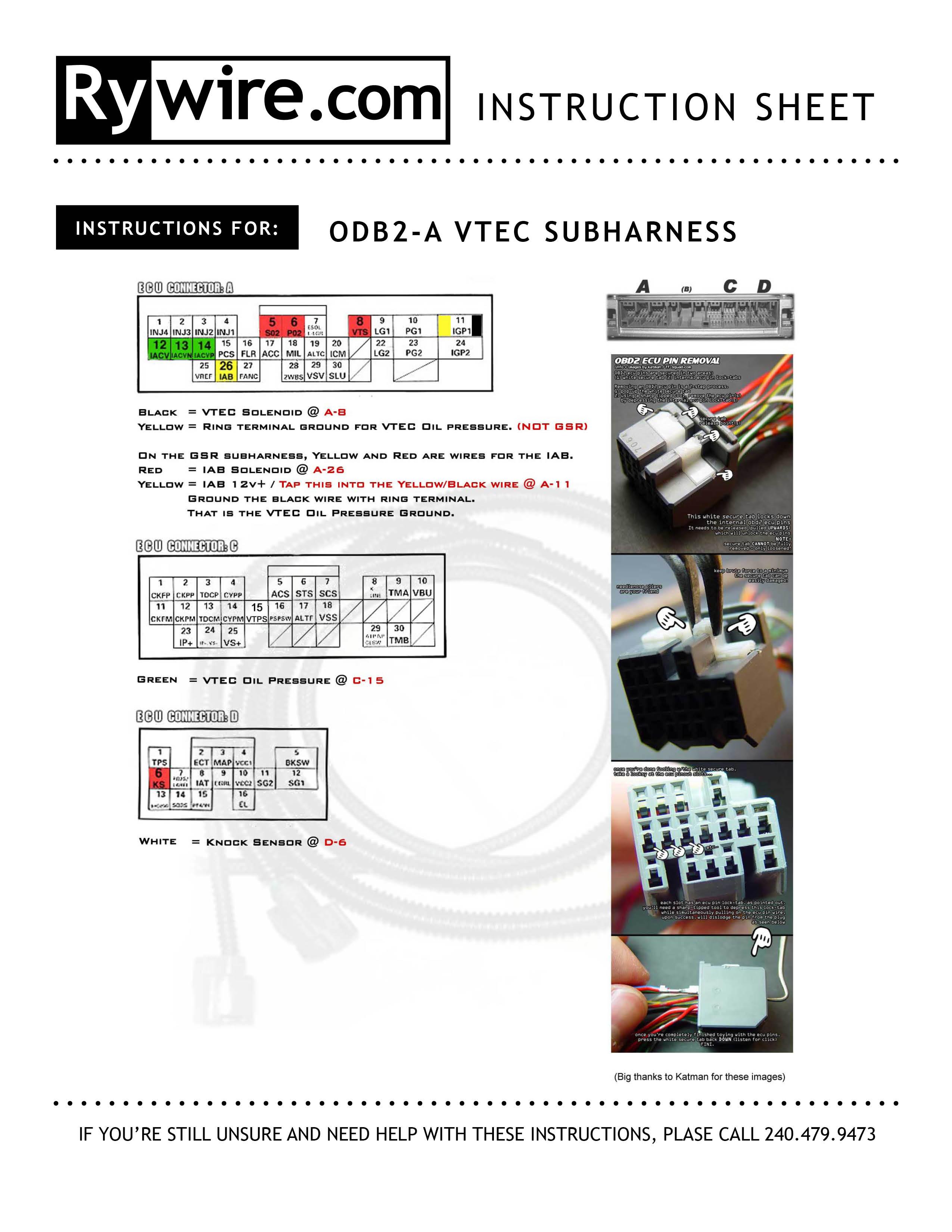 Vafc Wiring Diagram Obd1 Efcaviation Apexi Vafc2 Vtec