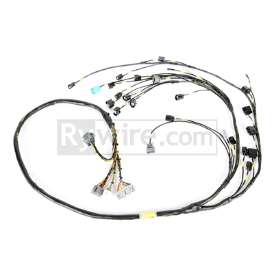Mil-Spec Tucked K-Series harness Ver. 2 (K2)