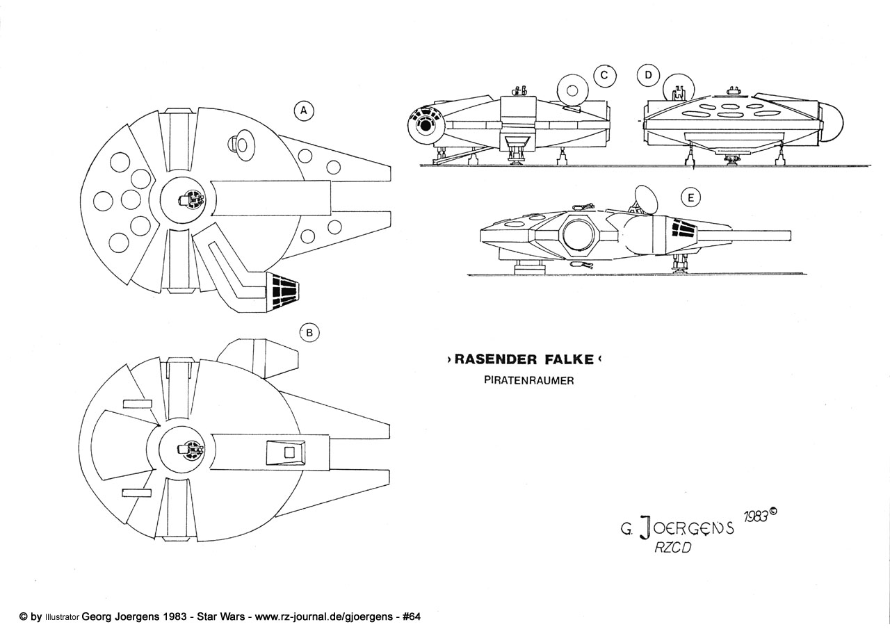 Technical Device For Perry Rhodan