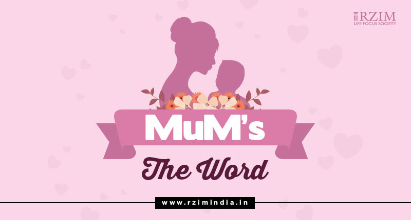 Mum's The Word!