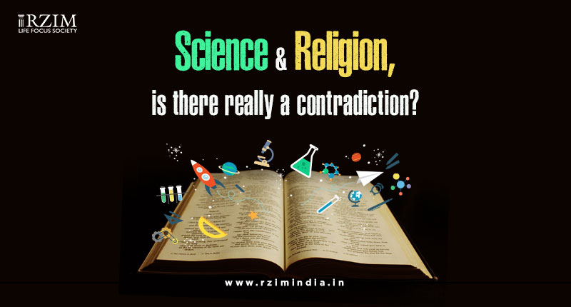 Science and Religion, is there really a contradiction?