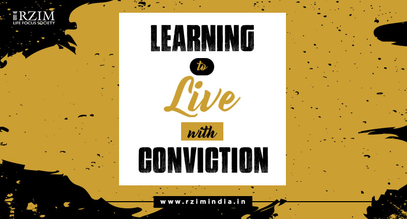 Learning to Live with Conviction