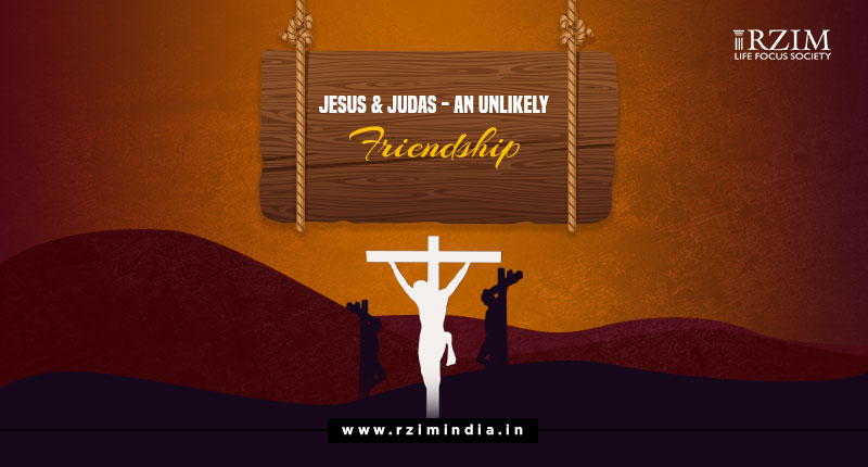 Jesus and Judas – An Unlikely Friendship