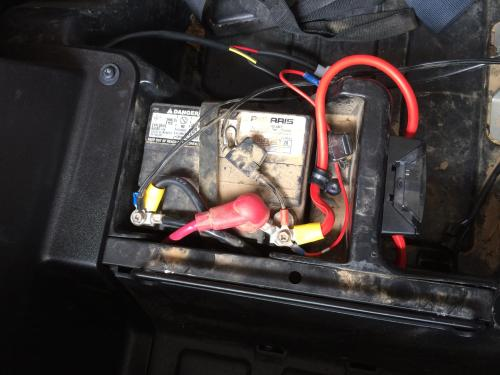 small resolution of blue sea fuse block polaris rzr forum rzr forums net plug fuse box rzr fuse box
