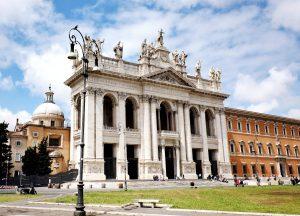 Rzym zabytki - katedra Laterańska