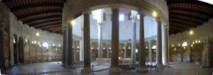 Rzym zabytki - Santo Stefano Rotondo