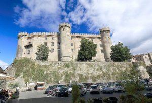Bracciano - zamek