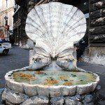 Rzym zabytki - Fontanna Pszczół
