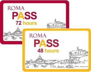 Rzym - karty RomaPass