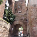 Rzym - Łuk Dolabelli i Silana