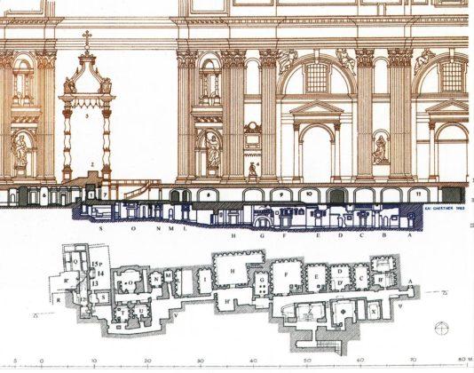 Podziemia Watykanu i grób św. Piotra 8