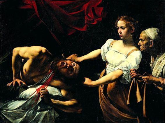 Obrazy Caravaggia w Rzymie 5