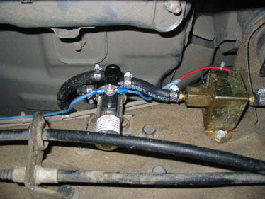 2007 Ford F 150 Fuel Pump Wiring Auxilary Fuel Tank