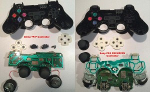 PS3 Third Party aka The P3 Controller  SConfig