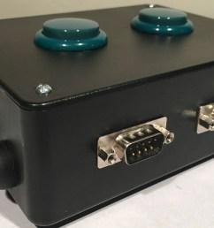 zero delay joystick encoder box complete  [ 1920 x 1080 Pixel ]