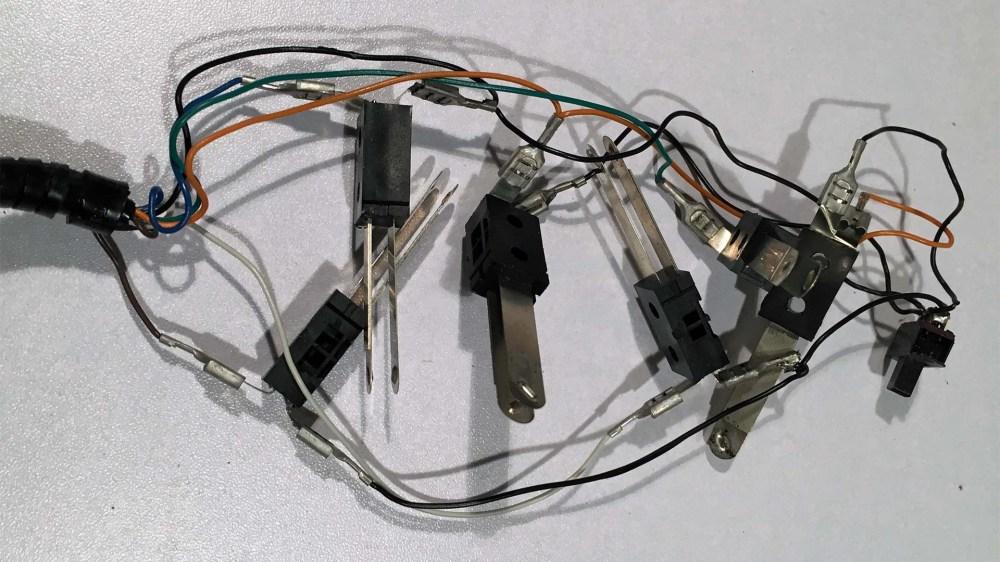medium resolution of wico joystick wiring harness