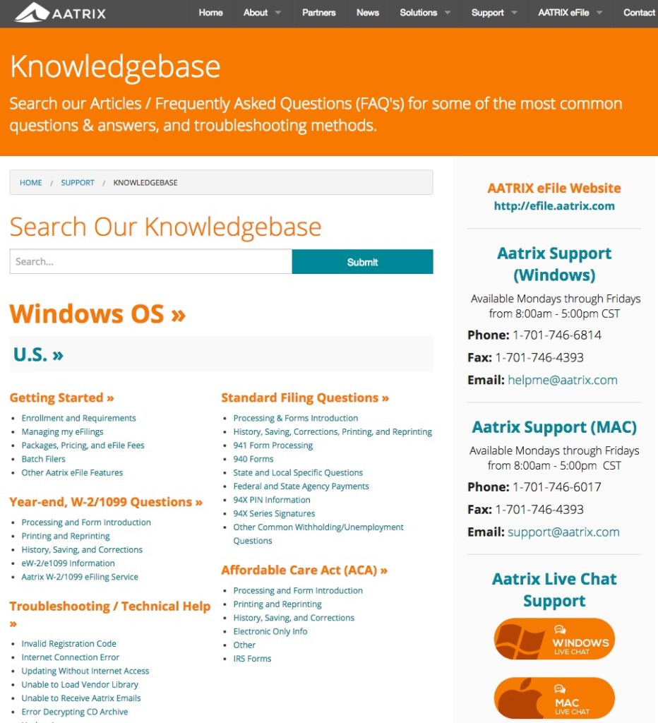 Aatrix____Knowledgebase