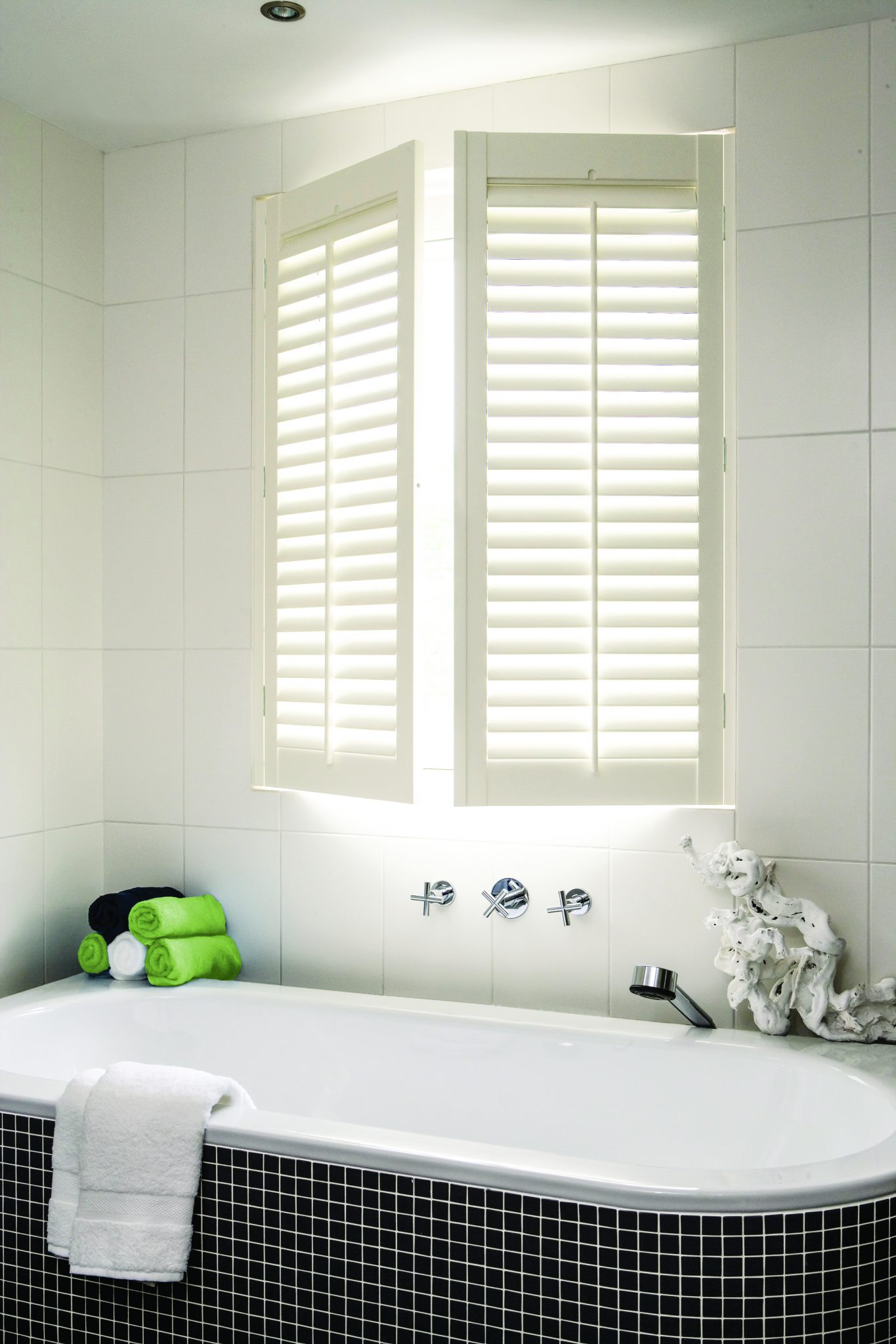 Shutter gallery for Bathrooms from SCRAFT