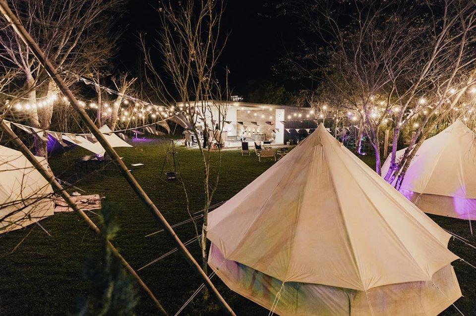 苗栗自然圈農場 懶人露營 豪華露營 免裝備露營