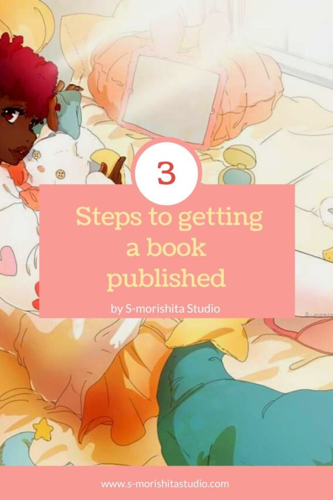 ad image about how to publish a comic book